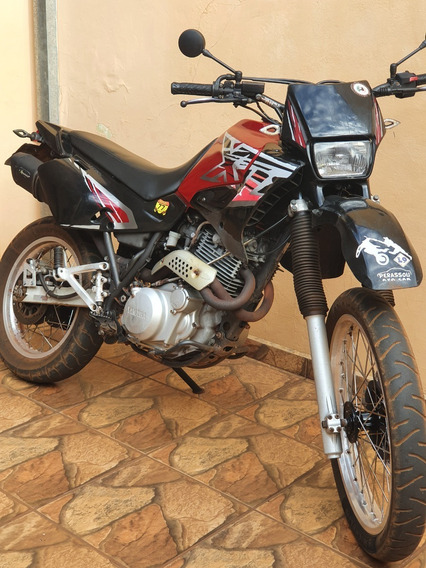 Xt 600e 1999 Vermelha