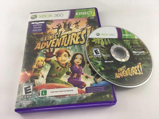 Video Juego Kinect Adventures Xbox 360
