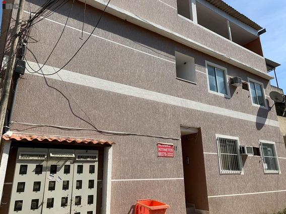 Kitnet/conjugado Para Venda Ou Aluguel Com 15 M² Em Vargem Pequena - Kitnet- L - 34892960