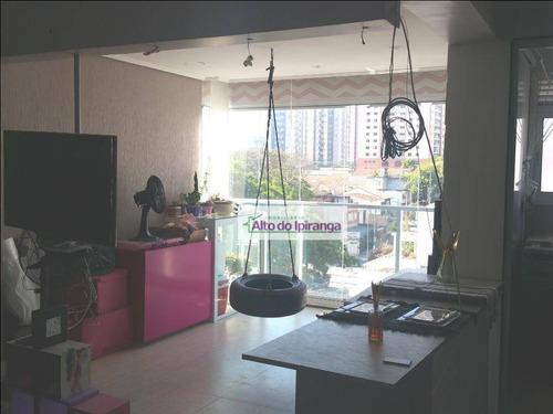 Apartamento À Venda, 68 M² Por R$ 565.000,00 - Ipiranga - São Paulo/sp - Ap3837