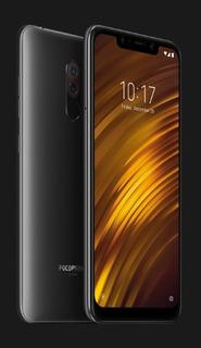 Xiaomi Pocophone F1 64gb + Capinha De Proteção