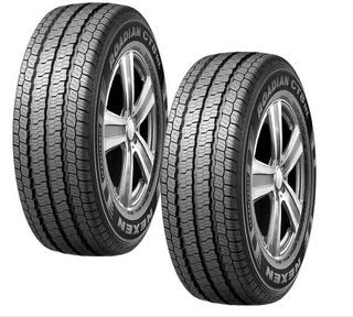 2 Llantas Roadian Ct8 185r14c Nex440 Nexen 102/100t R14