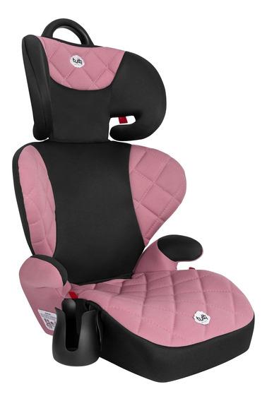 Cadeirinha Para Automóvel De Bebê Tutty Baby Triton Rosa