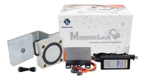 Electro Imán 350 Libras   Cerradura Electrónica Para Puerta