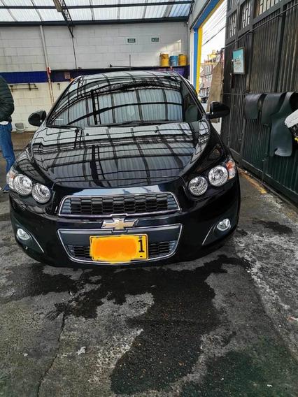 Chevrolet Sonic Mecánico Lt