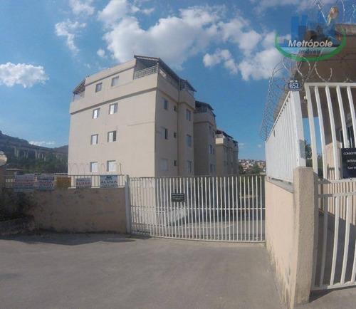 Apartamento Com 2 Dormitórios 1 Vaga No  Condominio Parque Primavera Guarulhos - Ap0987