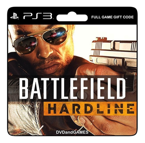 Battlefield Hardline Juego Ps3 Original Play 3 + Español