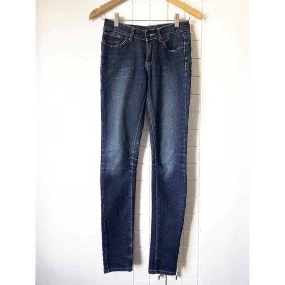 Calça Jeans Skinny Feminina - Tam 34