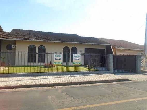 Casa No Guanabara Com 3 Quartos Para Locação, 160 M² - 15027