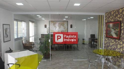Imagem 1 de 11 de Conjunto, 141 M² - Venda Por R$ 1.099.990,00 Ou Aluguel Por R$ 4.500,00/mês - Chácara Santo Antônio (zona Sul) - São Paulo/sp - Cj0449