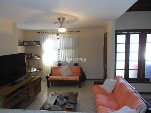 Imagem 1 de 17 de Casa À Venda, 140 M² Por R$ 630.000,00 - Rio Do Ouro - Niterói/rj - Ca9745