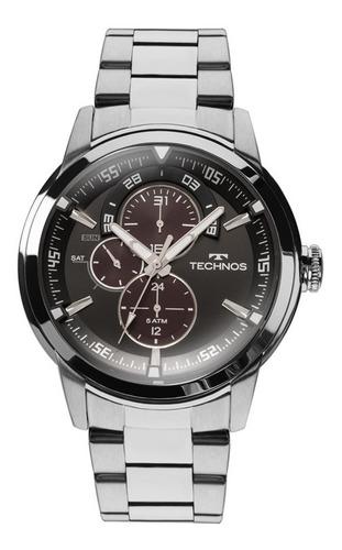 Relógio Technos Masculino Classic Grandtech 6p57ad/1p + Nf-e
