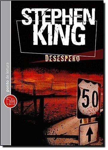 Livro Desespero Stephen King