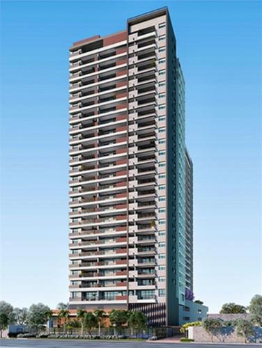 Apartamento À Venda No Bairro Barra Funda - São Paulo/sp - O-1706-6307