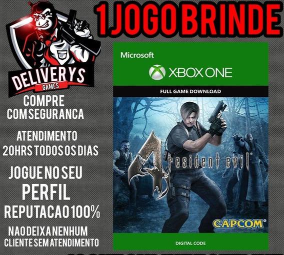 Resident Evil 4 Xbox One Midia Digital + 1 Brinde