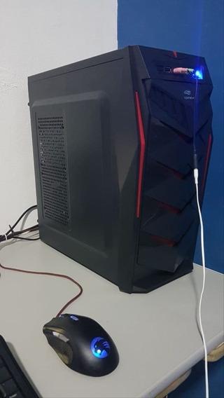 Desktop G5400 8gb Asus H310 Ssd 120 Kcas400w Fretegrati 12x