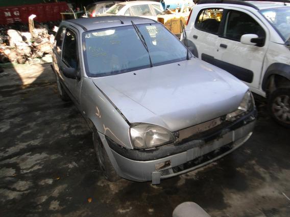Fiesta 1.0 8v 2001 Gl Gasolina