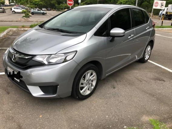 Honda Fit Lx Aut 2017