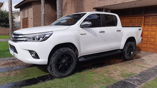 Toyota Hilux Srx 2018  Cro/manual