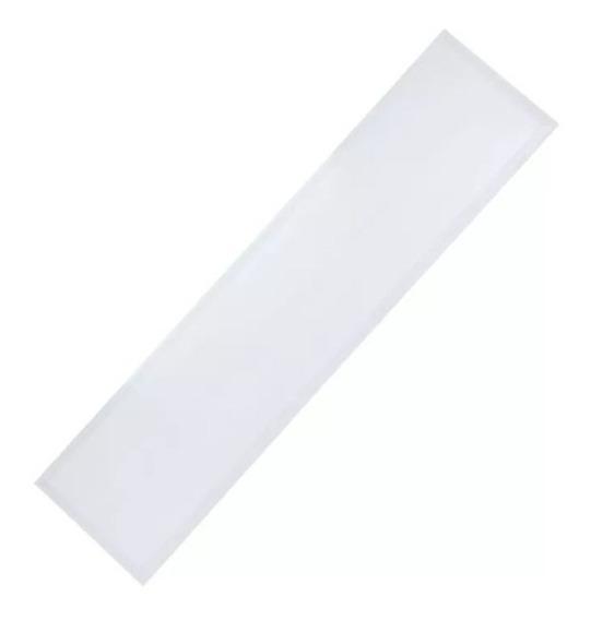 Painel Retangular Led 30x120 48w Sobrepor Branco Frio Bivolt