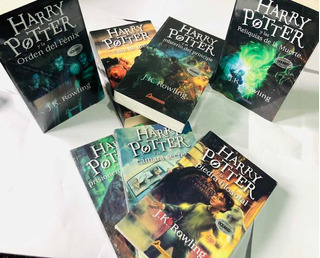 Saga Harry Potter / J K Rowling / (7 Libros) - Nuevos
