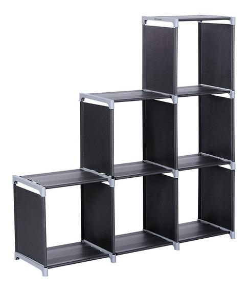 Set Cubos X 6 Organizador Exclusivo Modernos 2 Opciones Deco