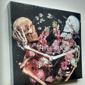 Delain Hunter´s Moon / Digipak Cd + Blu-ray