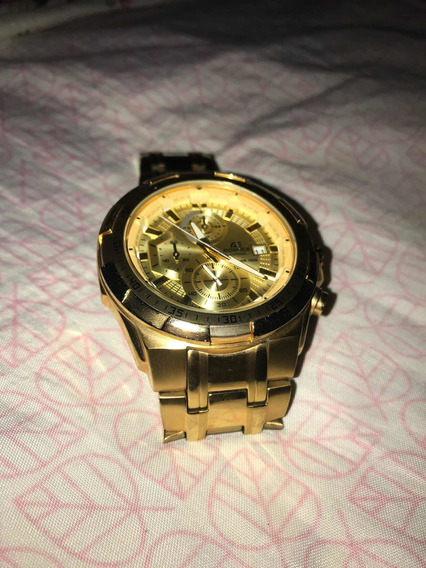 Relógio Cássio.original,com Caixa.( Já Usado )estado De Zero