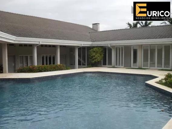 Casa A Venda No Condomínio Jardim Paulista Vinhedo Sp - Ca01192 - 33359137