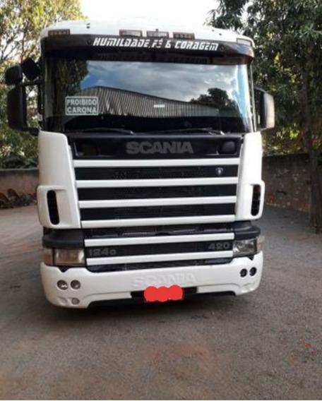 Scania Scania 124