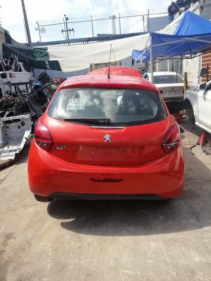 Peugeot 208 2017 Hdi Diesel Partes Refacciones Yonke Fr