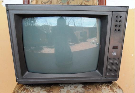 Tv Convencional 13 General Electric (35 V) Envío Gratis