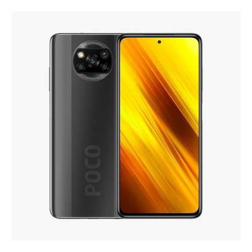 Imagen 1 de 1 de Xiaomi Pocophone Poco X3 Pro Dual SIM 128 GB negro fantasma 6 GB RAM