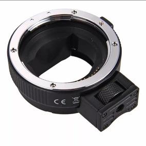 Anel Adaptador Eletrônico Canon P Sony E-mount