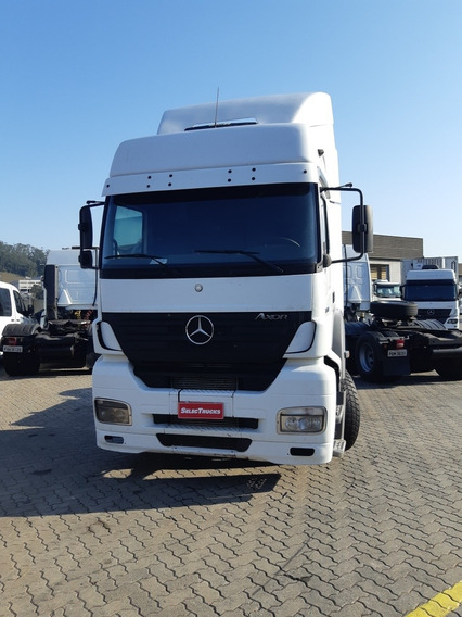 Mercedes-benz 2040 4x2 2007 Selectrucks