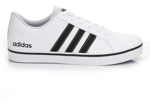 Tênis adidas Pace Vs Masculino Branco E Preto-original
