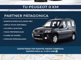 Peugeot Partner Patagonica 0km 1.6 Avilag