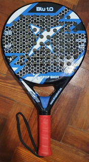 Paleta Padel Drop Shop Blu 1.0