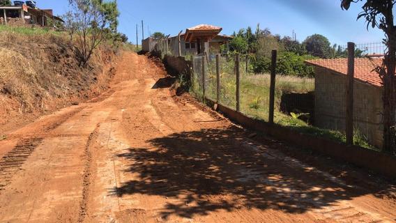 Terrenos Demarcados,, Agua Luz E Documentação Aproveite! M.