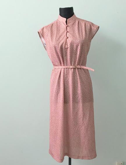 Vestido Vintage Impecable St Michael Uk Talle 40