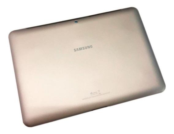 Tampa Traseira Tablet Samsung Galaxy Tab 2 10.1 Gp5100 Cinza