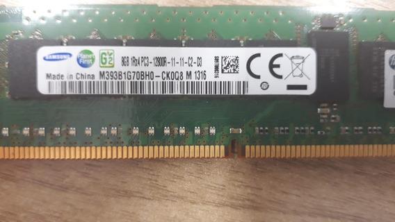 Memoria 8gb 1rx4 Pc3l-12800r Dd3-1600 Ecc