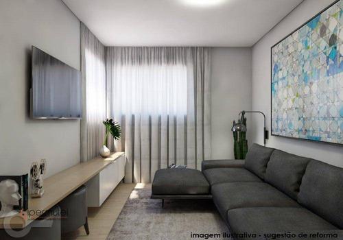 Apartamento Com 2 Dormitórios À Venda, 68 M² - Jardim Da Saúde - São Paulo/sp - Ap1272