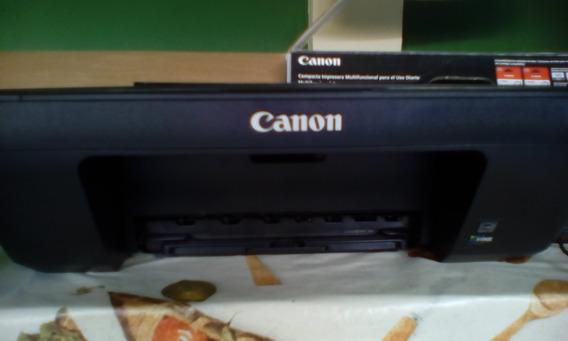 Impressora Canon Mg2910 Preta Wi-fi Sem Cartucho
