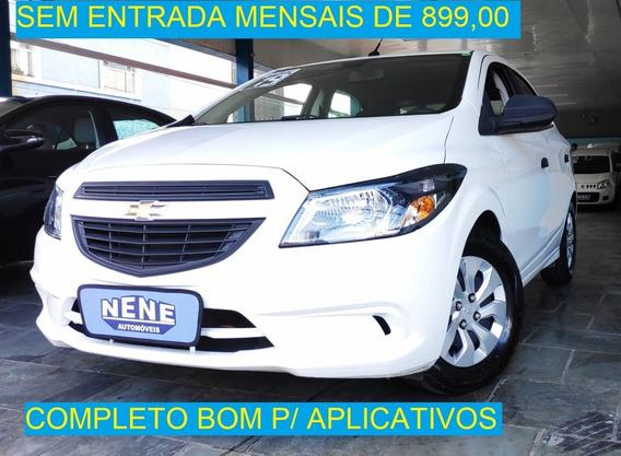 Zero De Entrada R$ 899,00 Completo Bom Para Uber