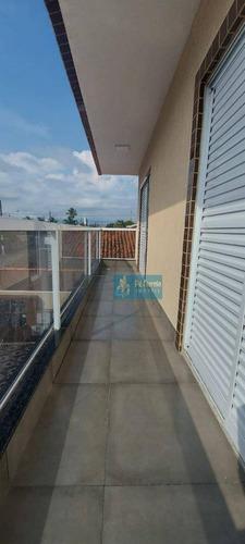 Imagem 1 de 22 de Casa Com 2 Dormitórios À Venda, 70 M² Por R$ 250.000,00 - Maracanã - Praia Grande/sp - Ca0200