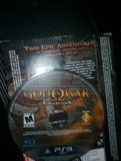 God Of War Collection Hd