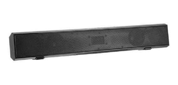 Caixa De Som Soundbar Bluetooth Usb Fm Auxiliar Multifuncao