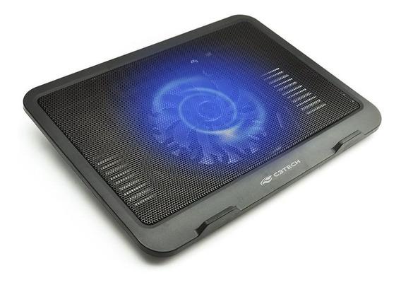 Base Cooler Para Notebook C3 Tech Nbc-11bk