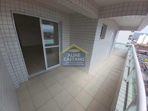 Oportunidade 2 Dorms, Ocian, R$ 292 Mil - Vftt273